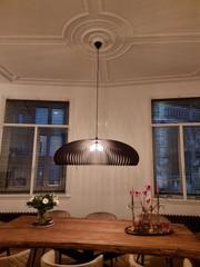 Blij Design Hanglamp Manhattan ovaal