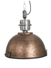 Steinhauer Hanging lamp Bikkel Rust