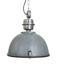 Steinhauer Hanglamp Bikkel Grijs