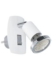 Eglo Power socket light Mini4 White