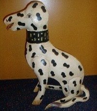 Light Collection Verlichting Dog metal