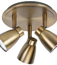 HighLight lampen  Spot Mirage Bronze 3 lights