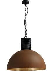 Master Light Hanging lamp Larino Rust 50 cm