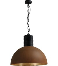 Master Light Hanging lamp Larino Rust 50 cm