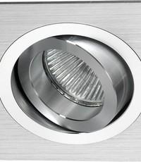 Master Light Inbouwspot Di Moda vierkant