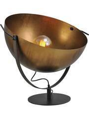Master Light Table lamp Larino 50 cm Antik Brass