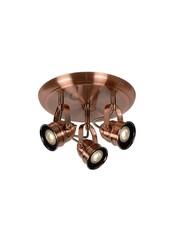 Lucide Spot Cigal 3 light Copper Led