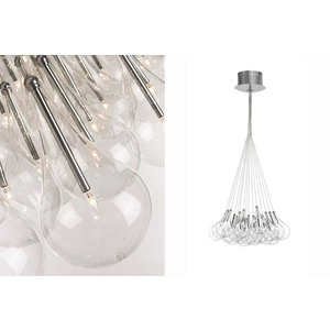 Alma Light Hanglamp Drop 19  lichts 3.50 cm