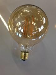 Osram Filament Led Globe 4 watt 125  mm