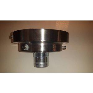 HighLight lampen Losse plafondhouder rvs voor glas