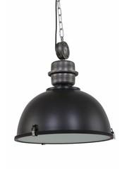 Steinhauer Hanglamp Bikkel XXL Zwart