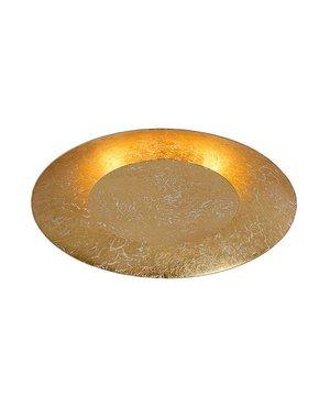 Lucide Plafondlamp Foskal Messing Led 34,5 cm
