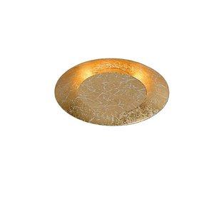 Lucide Plafondlamp Foskal Messing Led 21,5 cm