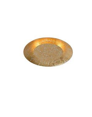 Lucide Plafondlampm Foskal Messing Led 21,5 cm