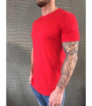 Basic long red