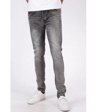 Basic jeans grijs