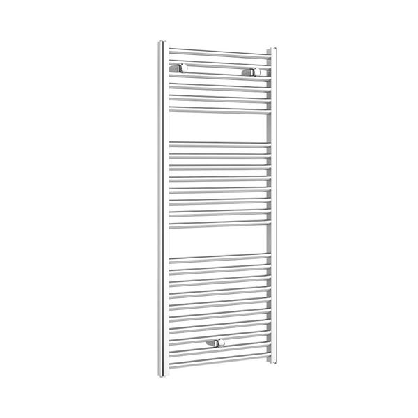 CORAL CHROME- Dual Fuel Chrome Towel Rail