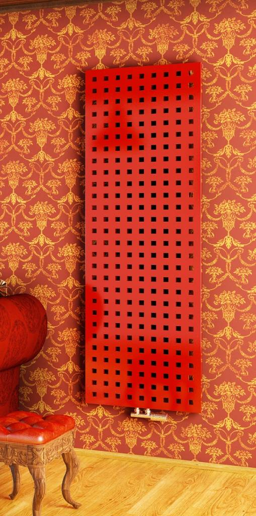Coloured design radiators HOTHOT
