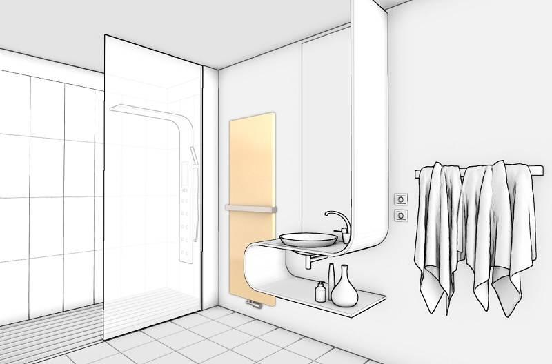 Schlusshinweise:  Heizkörper im Bad - Badheizkörper - Wohnheizkörper HOTHOT