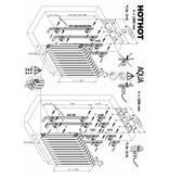 HOTHOT AQUA IV. - High Output Column Radiators