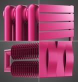 HOTHOT Radiateurs de couleur rose  telemagenta RAL 4010
