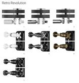HOTHOT RETRO REVOLUTION SR - Floor Standing Finned tubes radiator