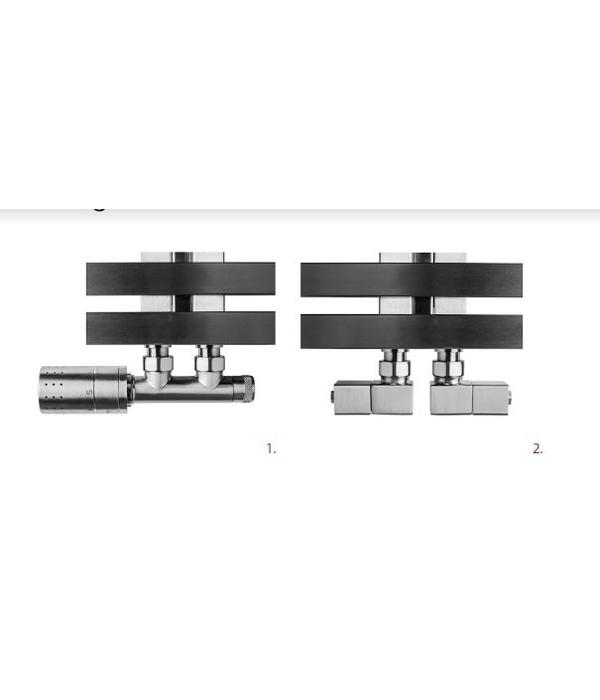 HOTHOT ZEN STAINLESS - radiateur design inox