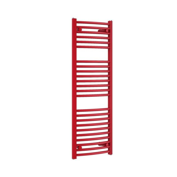 CORAL ROUND - Curved Electric Towel Rail