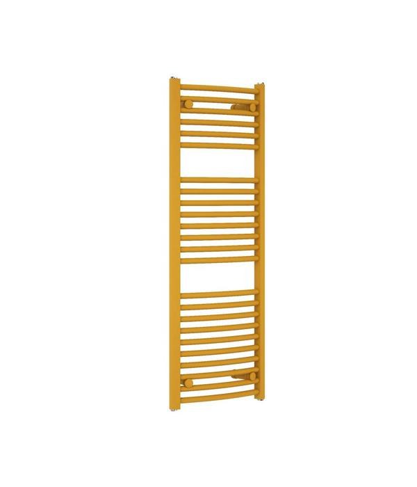 HOTHOT CORAL ROUND - Curved Electric heating  Towel Rail