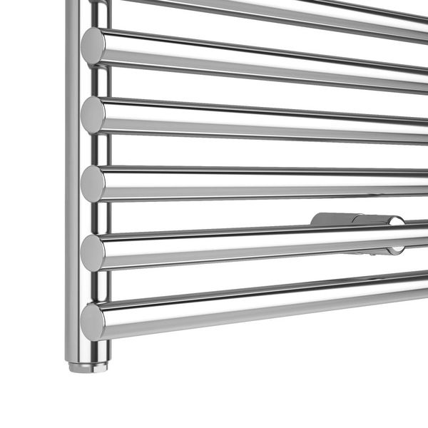 IMPERIAL BATH  CHROME - Electric chrom towel rail