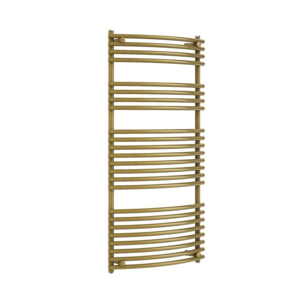 IMPERIAL BATH  ROUND - Central heating towel radiator