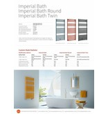 HOTHOT IMPERIAL BATH -TWIN  Central heating Towel Radiator