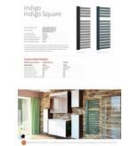 HOTHOT INDIGO - Design- Badheizkörper für Mischbetrieb