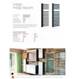 HOTHOT INDIGO - Design- Badheizkörper Elektrisch