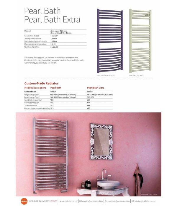 HOTHOT PEARL BATH - Wassererwärmung