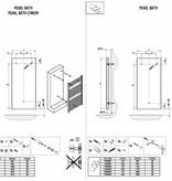 HOTHOT ZEN BATH  - Design Sèche-serviettes Chauffage Central