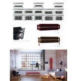 HOTHOT RETRO REVOLUTION FT III -  high heat output industrial style radiator