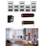 HOTHOT RETRO REVOLUTION WT II - wall mounted designer retro radiator