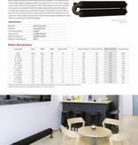 HOTHOT RETRO REVOLUTION WO II- Retro radiateur - Loft design