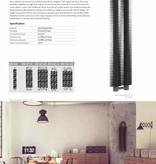 HOTHOT RETRO REVOLUTION HO II - designer industrial style radiator