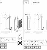 HOTHOT ZEN BATH PLUS - Handtuchhalter mit Mittelanschluss 50 mm, Warmwasser-Heizkörper