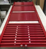 HOTHOT Radiator in ruby red RAL 3002