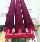 HOTHOT Radiator in Pearl Ruby Red Colour HOTHOT 28