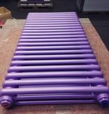 HOTHOT Heizkörper in der Perlviolett Farbe RAL 4011