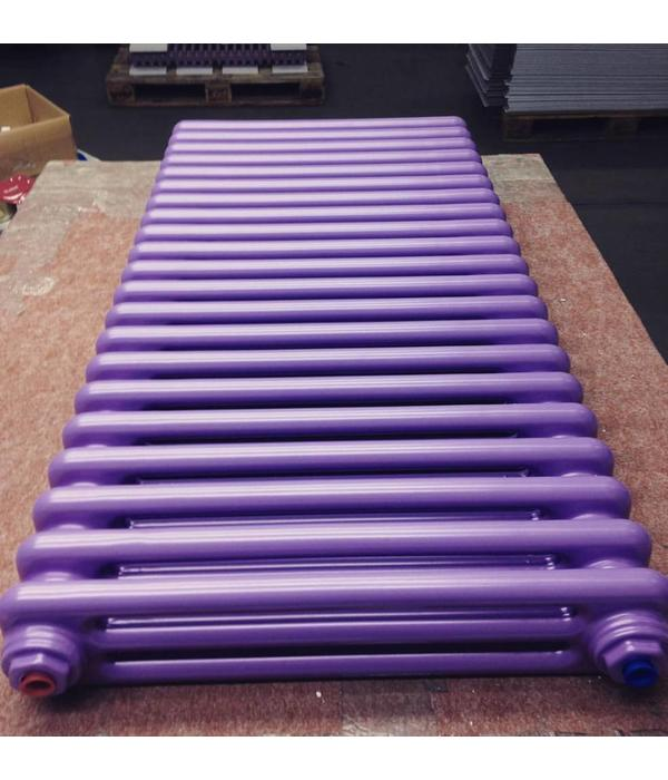 HOTHOT Radiator in Pearl violet Colour RAL 4011