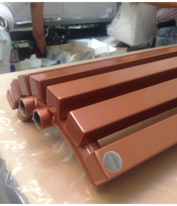 HOTHOT Heizkörper in der Kupfer-Metallic Farbe HOTHOT 62