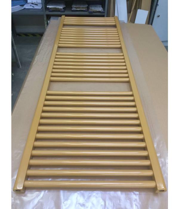HOTHOT Heizkörper in der braunbeigen Farbe -  Braunbeige - RAL 1011