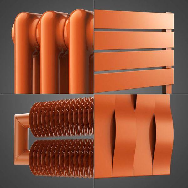 Bright red orange Colour RAL 2008