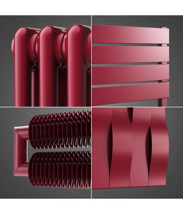 Schönste Designheizkörper für Wohnzimmer, Küche und ...