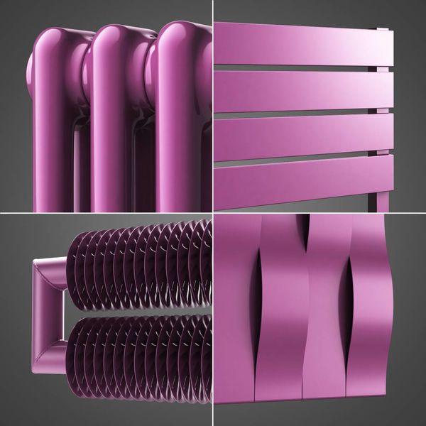 Couleur violet de sécurité RAL 4008